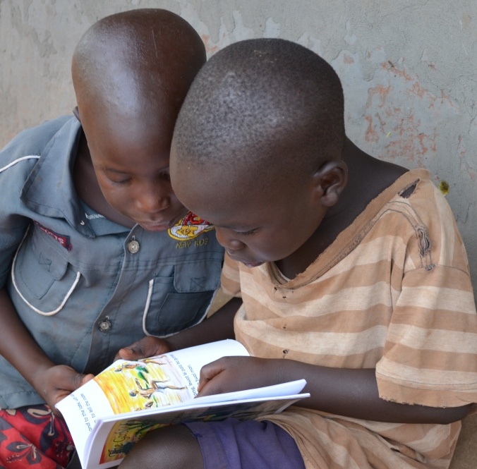Put a book in the hand of a child and let their imagination soar! www.educateforchange.us